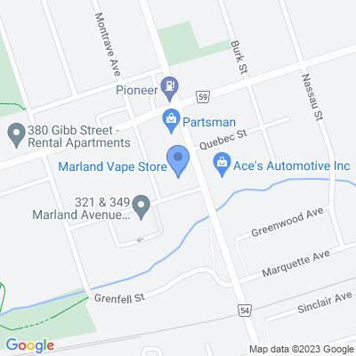 Marland Variety Map