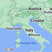 Le thème Italie sur notre carte histoire-géo