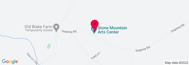 Map for Stone Mountain Arts Center