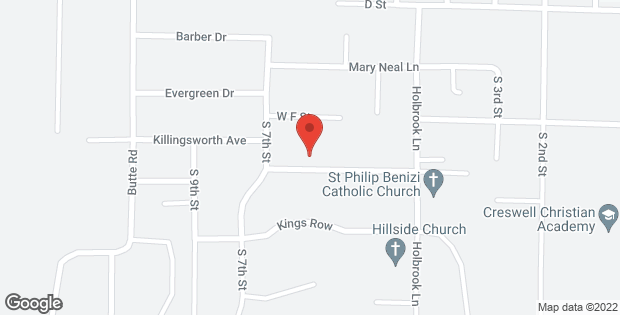 730 EVELYN AVE Creswell OR 97426