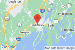 Map of Brunswick