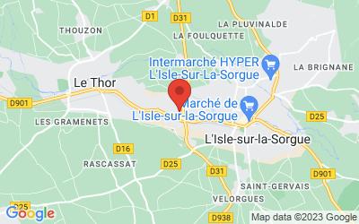 100 Avenue de la Petite Marine, 84800 L'Isle-sur-la-Sorgue, France
