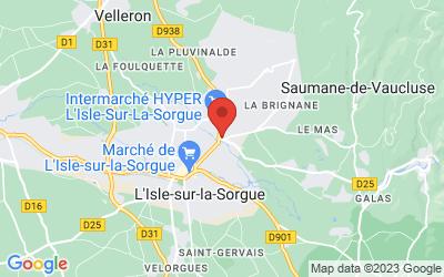 101 Route de Fontaine de Vaucluse, 84800 L'Isle-sur-la-Sorgue, France