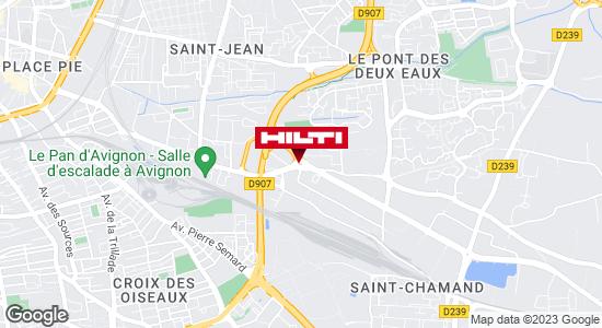 Hilti Store - Montpellier (ZAC de Tournezy, BAT B)