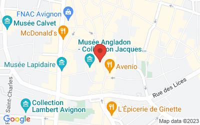 6 Rue Des Trois Faucons, 84918 Avignon, France