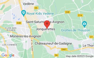126 Avenue de la République, 84450 Jonquerettes, France