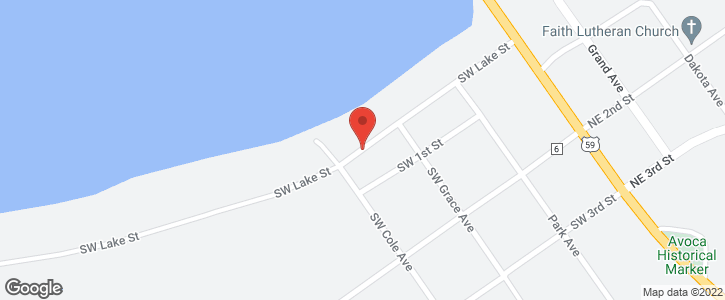 420 W Lake Street Lime Lake Twp MN 56114