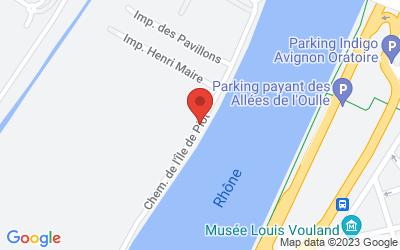 Chemin de l'île Piot, 84000 Avignon, France