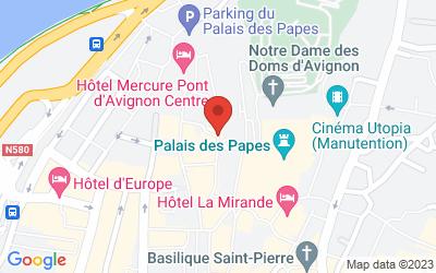 Place du Palais, 84000 Avignon, France