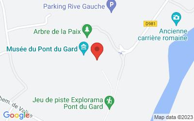 400 Route du Pont du Gard, 30210 Vers-Pont-du-Gard, France