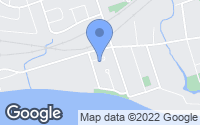Map of Cobourg, ON