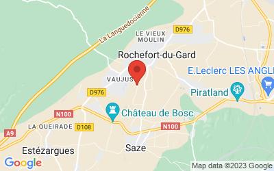 1220, Chemin De La RouviÈre, 30650 Rochefort Du Gard