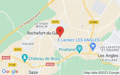 Chemin Font Des Cavens, 30650 Rochefort Du Gard