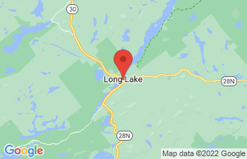 Map of Long Lake