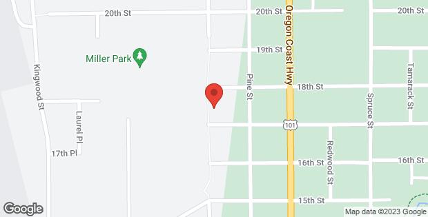 Hwy 101 N Florence OR 97439