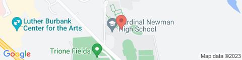 Google Map of 4300 Old Redwood Hwy, Santa Rosa (Larkfield-Wikiup), CA 95403