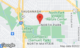 Map of 4300 West Bryn Mawr Avenue CHICAGO, IL 60646