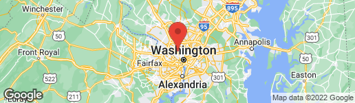 Map of 4301 MILITARY ROAD NW PH2 WASHINGTON, DC 20015