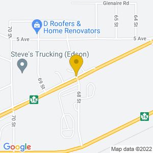 Map to Fat Greasy's Metal Lounge provided by Google