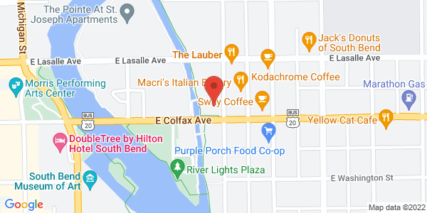 Staticmap?center=431 e colfax ave suite 200 south bend, in 46617 united states&zoom=16&size=600x300&maptype=roadmap&markers=|431 e colfax ave suite 200 south bend, in 46617 united states&key=aizasyckqdeqqljc9unp v r3mr7aydyq e9zcm