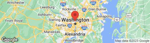 Map of 4310 18TH STREET NW WASHINGTON, DC 20011