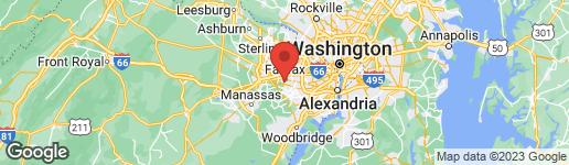 Map of 4316 CHAIN BRIDGE ROAD FAIRFAX, VA 22030