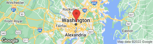 Map of 4326 GEORGIA AVENUE NW #402 WASHINGTON, DC 20011