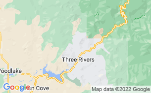 Map of Sequoia RV Ranch