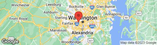 Map of 4358 LEE HIGHWAY #202 ARLINGTON, VA 22207