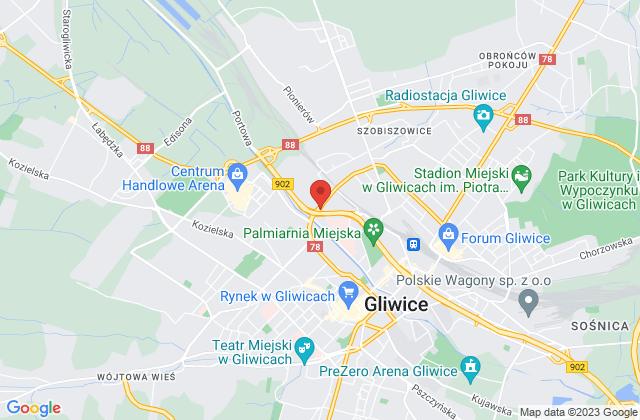 Wyświetl Aleksandra Tyburcy,VIPRO BTL PRODUKT na mapie