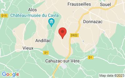 Cinq Peyres, 81140 Cahuzac-sur-Vère, France
