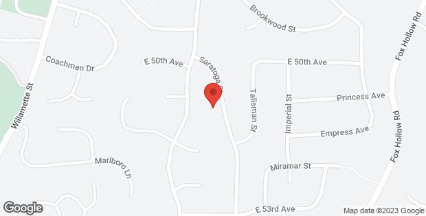 5080 SARATOGA ST Eugene OR 97405