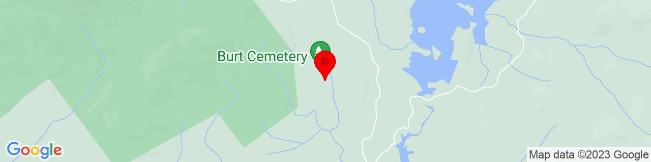 Google Map of 44.0107408, -73.9507728