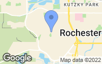 Map of Rochester, MN