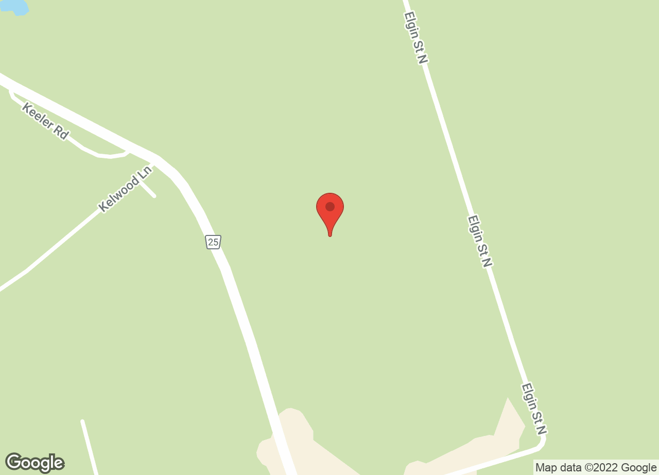 Google Map of Northumberland Animal Hospital