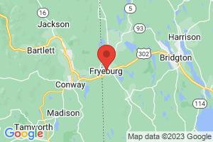 Map of Fryeburg