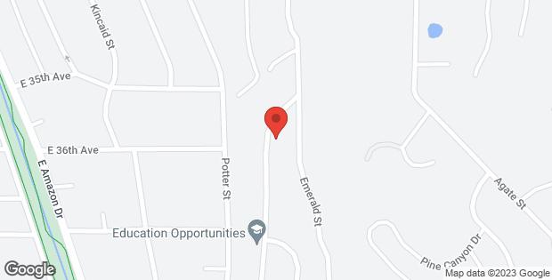 3623 UNIVERSITY ST Eugene OR 97405