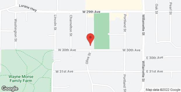 95 W 30TH AVE Eugene OR 97405