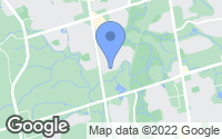 Map of Newmarket, ON