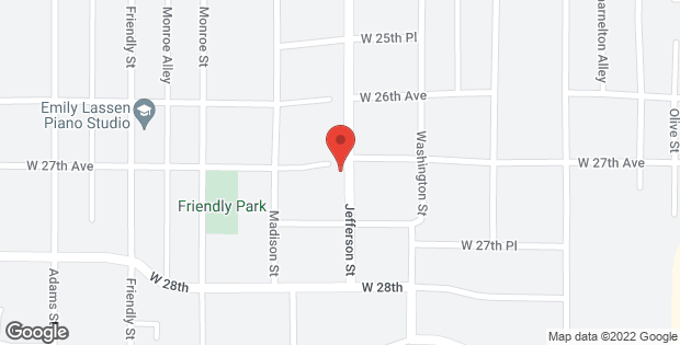 2710 JEFFERSON ST Eugene OR 97405