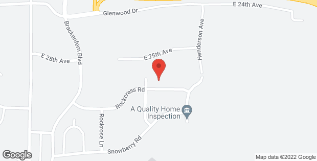 3622 ROCKCRESS RD Eugene OR 97403