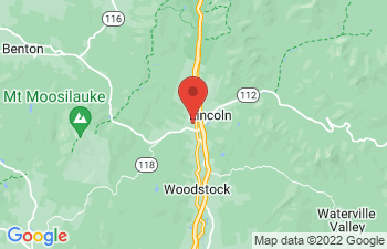 Map of North Woodstock