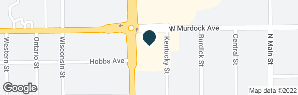 Google Map of315 W MURDOCK AVE