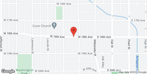 135 W 18TH AVE Eugene OR 97401