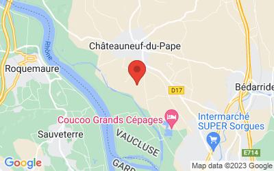 Saint-Préfert, 84230 Châteauneuf-du-Pape, France