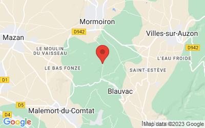 2342, Chemin Notre Dame Des Anges, 84570 Mormoiron