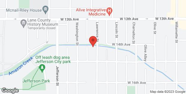 1408 LAWRENCE ST Eugene OR 97401