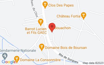 23 Avenue Saint-Pierre de Luxembourg, 84230 Châteauneuf-du-Pape, France
