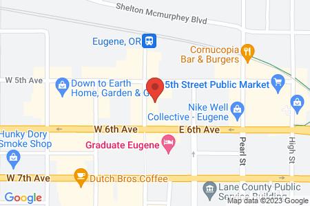 static image of541 Willamette Street, Suite 301, Eugene, Oregon