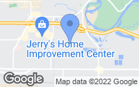 Map of Springfield, OR